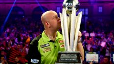 Michael Van Gerwen, darts-vb, alexandra palace, darts-vilagbajnokság, michael smith
